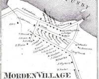 Morden Old Map